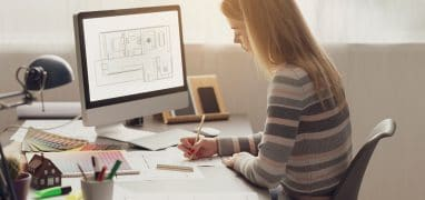 Britons working at home spend more time on…