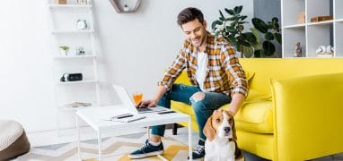 Increased importance of the home office