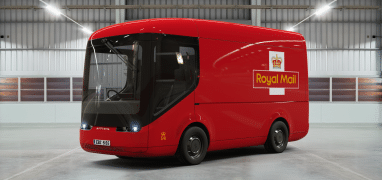 Royal Mail to fit all vans with telemetry…